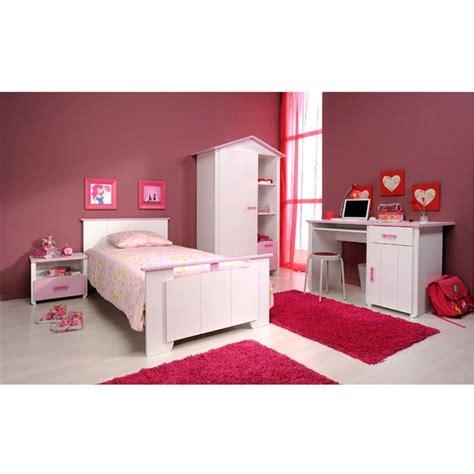 chambre fille compl e elegance chambre complète adulte avec bureau achat