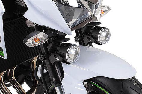 led zusatzscheinwerfer motorrad lumitecs 174 led und halogen motorrad zusatz scheinwerfer