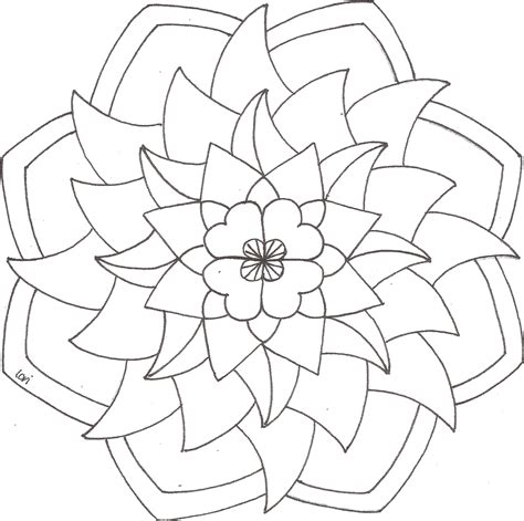 dibujos de mandalas de mariposas para pintar colorear im 225 genes