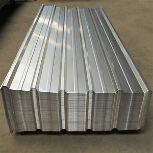 large stock best size cold rolled steel corrugated roofing With best price metal roofing materials