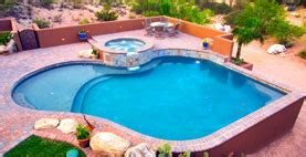 patio pools tucson tucson vista custom pool builder custom quotes
