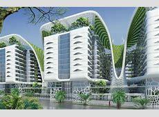 Vincent Callebaut Designs Sustainable MixedUse Complex