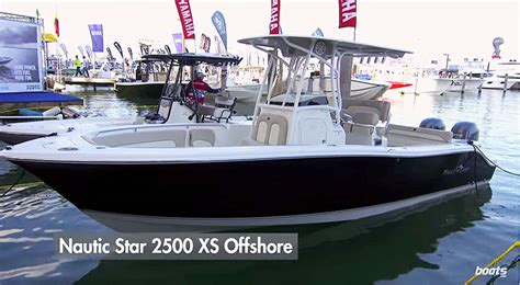 Reviews On Nautic Star Boats first look from boats reviews the nauticstar 2500xs