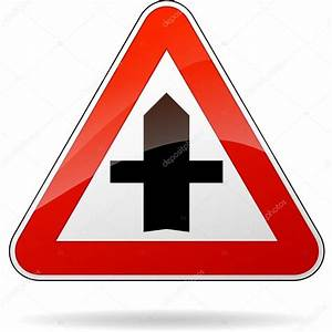 Panneau De Signalisation Personnalisé : panneau de signalisation de priorit image vectorielle ~ Dailycaller-alerts.com Idées de Décoration