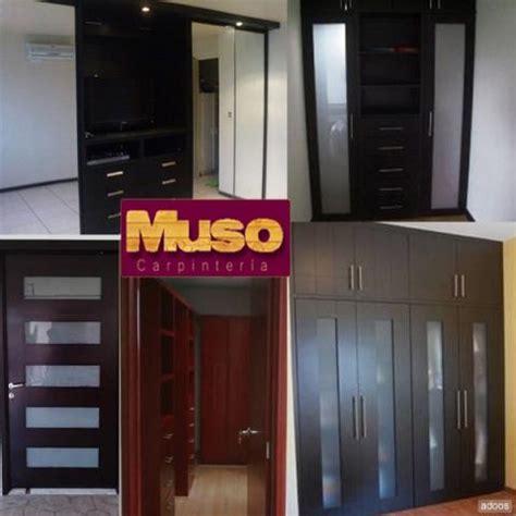 imagenes de carpinteria muso closets cocinas muebles