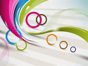 Colourful Abstract Design Cool ~ Clipgoo