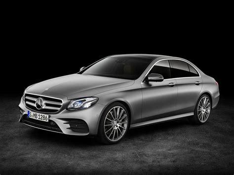 New 2017 Mercedes-benz E-class Leaked