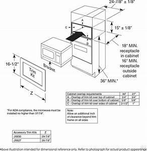 Built In Microwave Dimensions  U2013 Bestmicrowave