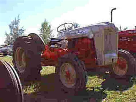 ford tractor shop supplement   power steering