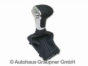 Audi Schaltknauf Leder : original audi 6 vitesse pommeau de vitesses levier noir ~ Kayakingforconservation.com Haus und Dekorationen