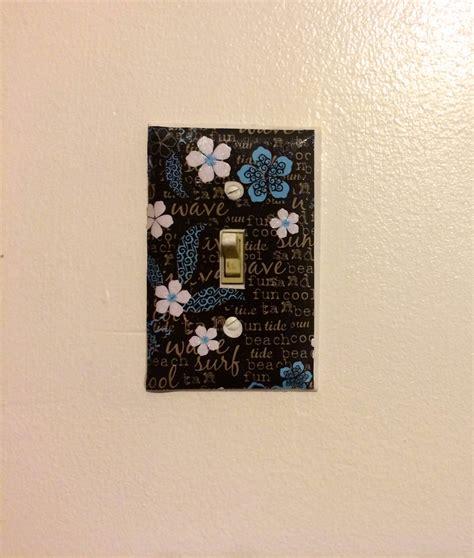 diy custom light switch plates   craft   day