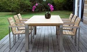 Mobilier Jardin Pas Cher : mobilier de jardin fermob pas cher jardin piscine et cabane ~ Melissatoandfro.com Idées de Décoration