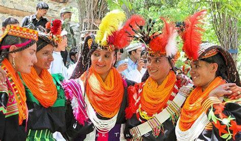 Chilimjusht festival kicks off in scenic Kalash valley of ...