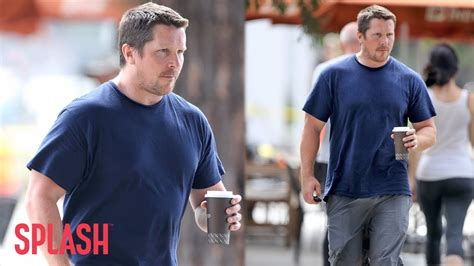 Christian Bale Packs The Pounds Play Dick Cheney