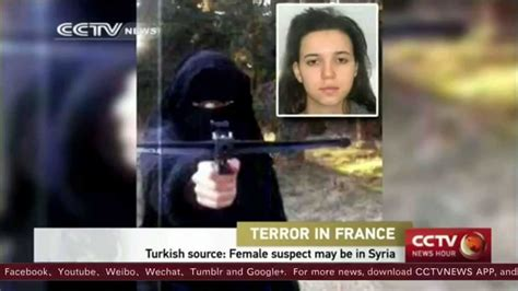 times news update isis isil daesh female terrorist