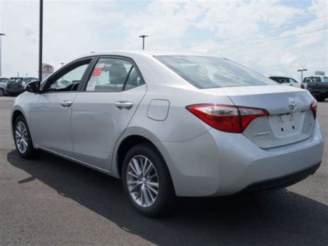 2014 Toyota Corolla Le Plus by Sell New 2014 Toyota Corolla Le Plus In 1636 E Dixie Dr