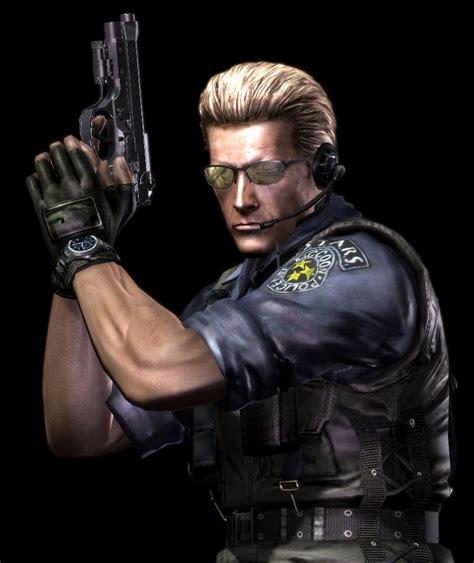 Albert Wesker  Resident Evil Wiki  Fandom Powered By Wikia