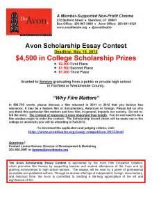 High School Scholarship Essay Examples