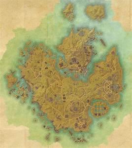 Khenarthi's Roost Map Elder Scrolls Online Guides