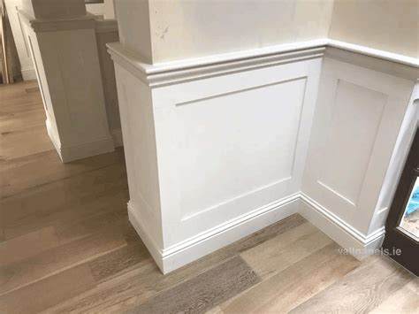 Ready Made Wainscoting Panels by Shaker Wainscoting Fitted Tipperary Town