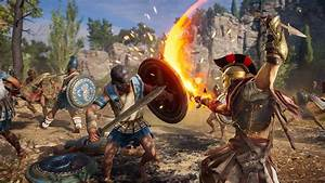 Assassin's Creed Odyssey is a Massive, 100+ Hour, Open ...