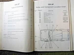 Fiat 128 3p 1976 Factory Wiring Diagrams 12 Pages