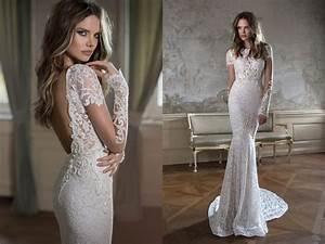 40 Gorgeous Lace Sleeve Wedding Dresses | The Best Wedding ...