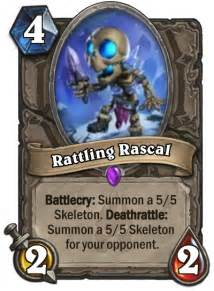 hearthstone knights of the frozen throne card reviews part 7 shacknews