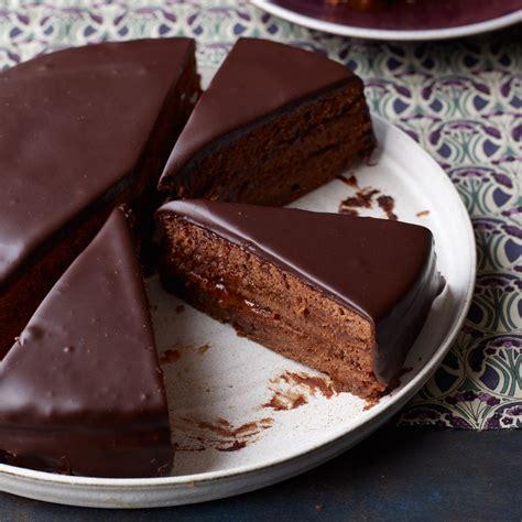 Sacher Torte Recipe - Lidia Bastianich   Food & Wine