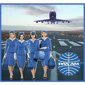 Pan Am Serie : 224 best images about stewardess on pinterest ~ Watch28wear.com Haus und Dekorationen
