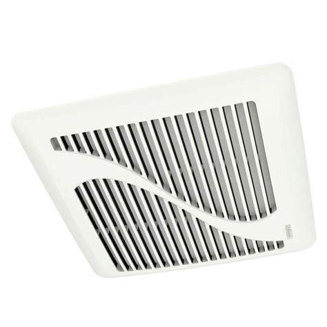 nutone 110 cfm exhaust fan nutone invent series 110 cfm ceiling exhaust bath fan