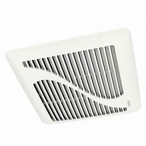 Panasonic whisperwarm 110 cfm ceiling exhaust bath fan for How many cfm for bathroom fan