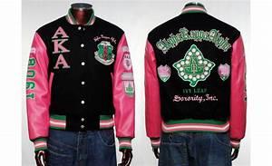 letterman39s jacket alpha kappa alpha sorority inc gss With sorority letter jackets