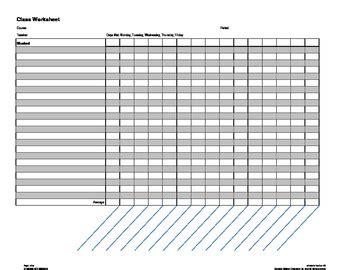 free gradebook template generic gradebook template by krissy edwards teachers pay teachers
