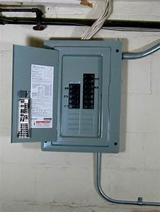 Definition of an Electrical Panel (Load Center)