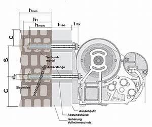 Achsabstand Berechnen : markisen abstandsmontage auf beton hohlblock mit w rmed mmung ~ Themetempest.com Abrechnung