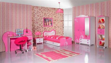 stylish girls pink bedrooms design decor ideas