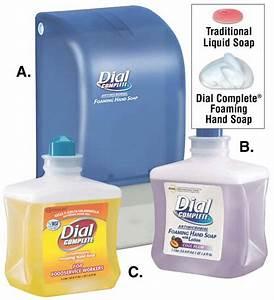Public Restroom Liquid Soap Dispensers