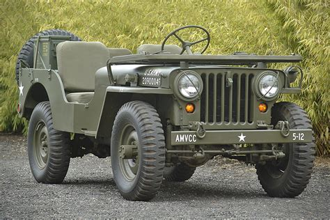 100 Vintage Military Jeep Army Jeep M38 Military