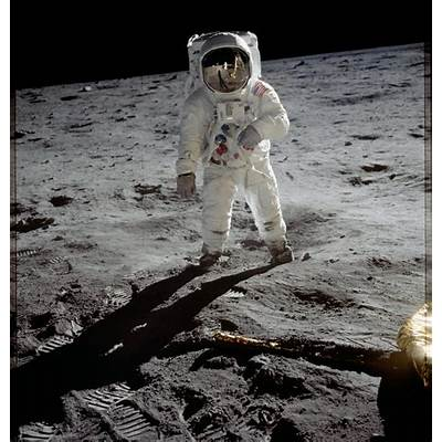 Remastered Apollo 11 photos and animations are amazing