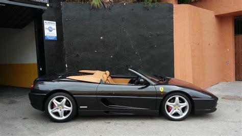 Black Ferrari 355 - image #46