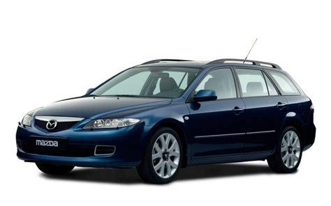mazda  estate car wagon   reviews technical