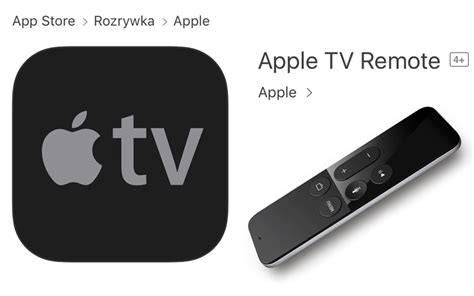 nowy pilot apple tv remote na iphone a mobirank pl