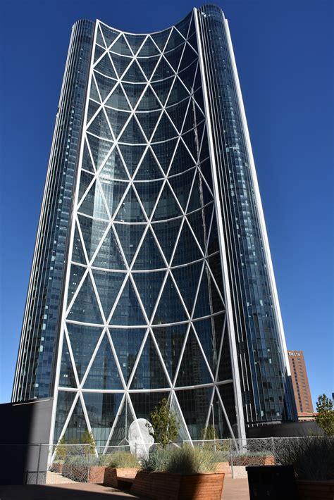 buildings   diagrid structural framework