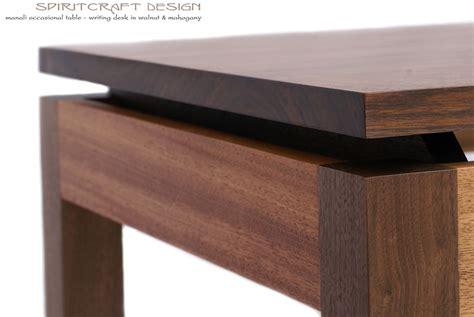 walnut  mahogany desk  dining table solid hardwood