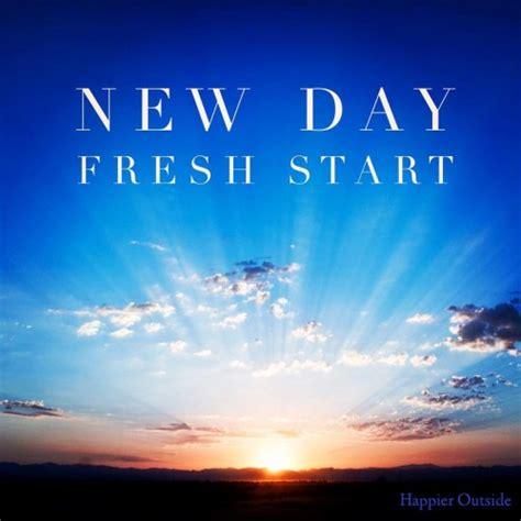 New Day Fresh Start Newhairstylesformen2014com