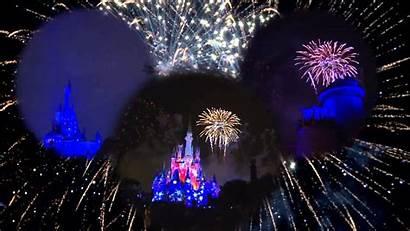 4th July Backgrounds Disney Fireworks Magic Kingdom