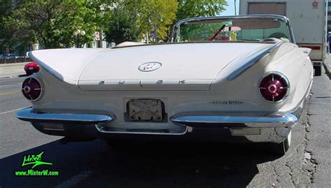 1960 Buick Convertible Rearview   1960 Buick Invicta ...