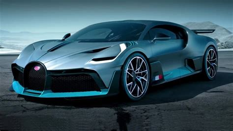 bugatti divo engine car blog