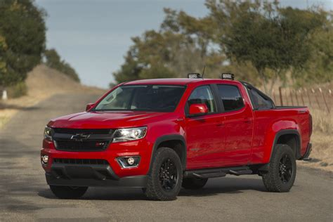 Z71 Colorado Diesel by 2016 Chevrolet Colorado Diesel Gm Authority